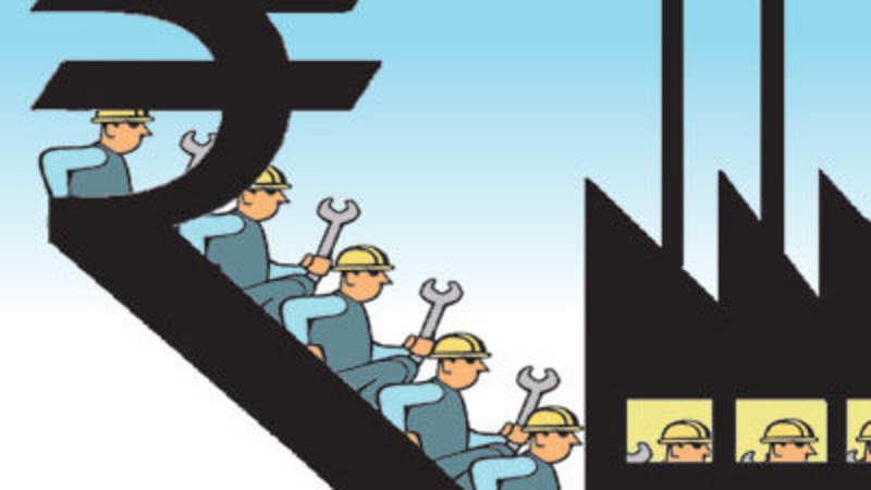 Easy money policies from ECB and BoJ makes rupee best