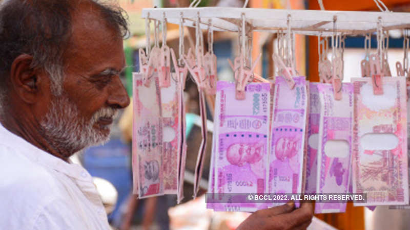 Rs 2000 note: Demonetisation again? There are signs of another