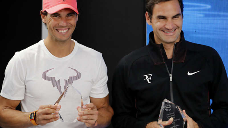 48aeb2326 The Midas touch: How Roger Federer and Rafael Nadal turn brands into ...