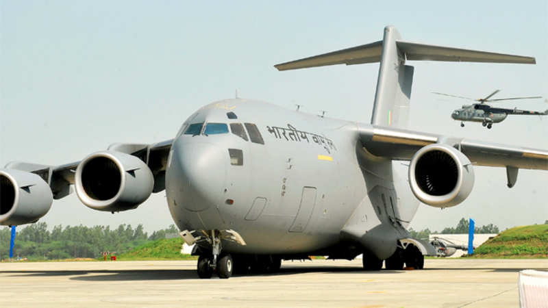IAF clears proposal to buy three C 17
