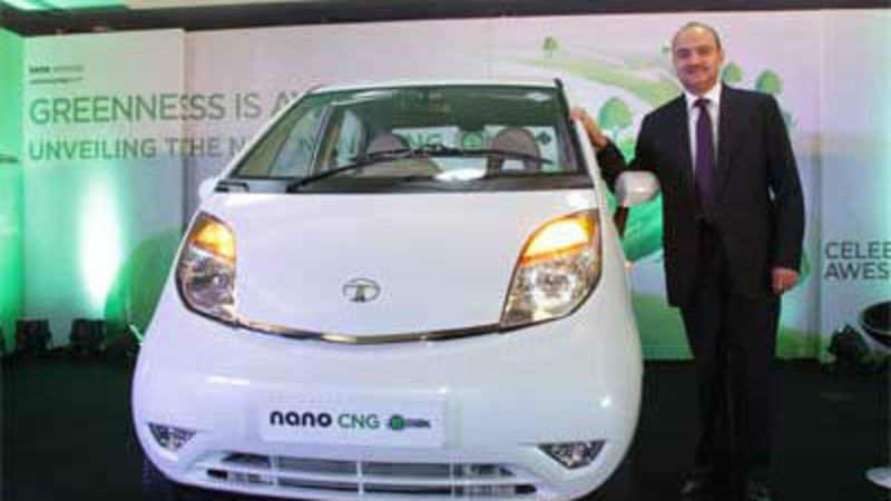Tata Motors attempts to revive Nano, launches CNG variant at