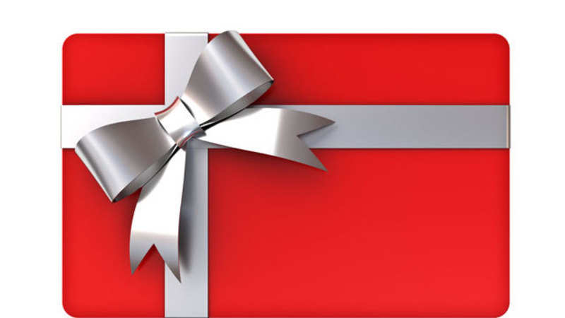 Here's how a prepaid gift card works - The Economic Times