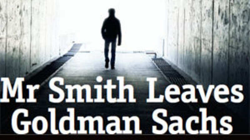 Greg Smith's exit from Goldman Sachs exposes a saga of