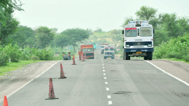 Government makes use of plastic waste in road construction