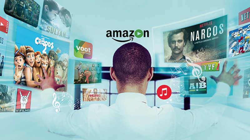 Netflix vs Amazon: The battle to attract viewers with original