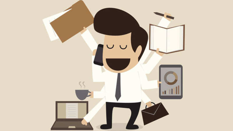 How to multi-task without getting stressed - The Economic Times
