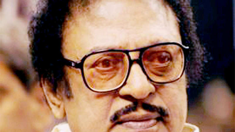 Veteran Tamil actor S S Rajendran dies at the age of 86 - The