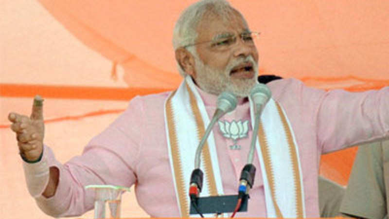 Narendra Modi donates Rs 21 lakh from personal savings for