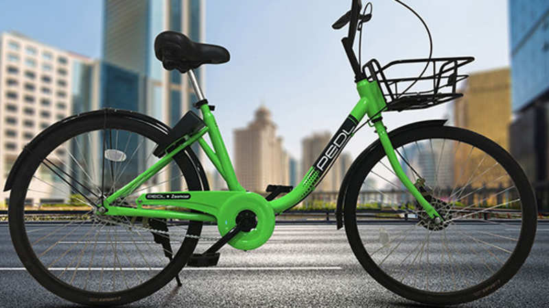 Zoomcar Zoomcar Launches Tech Enabled Cycle Sharing Service Pedl