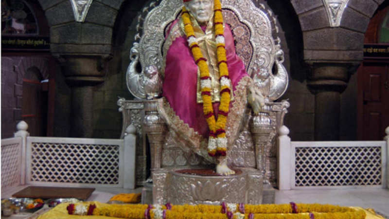 Shirdi Saibaba Trust likely to start 'time-darshan' facility - The