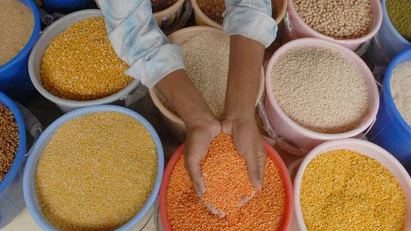 Income-tax authorities conduct raids on pulses brokers to