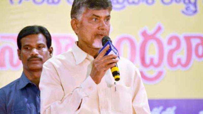 Chandrababu Naidu hints at providing reservation to upper