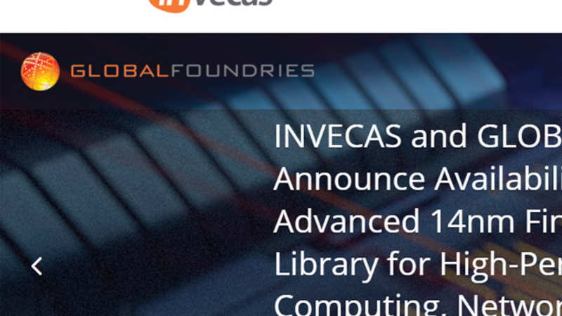 Invecas creating IP for 7nm chip for GlobalFoundries - The Economic