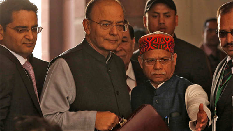 FM says Rs 12,000-cr relief for salaried class, senior citizens in Budget