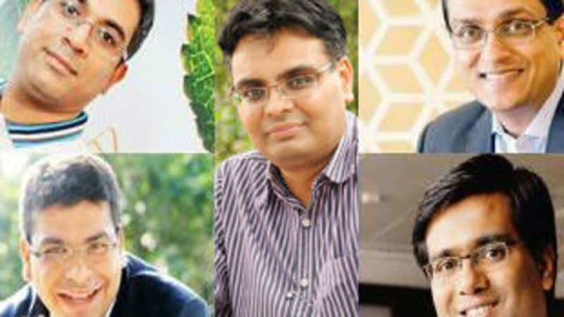 Top 5 new stars of investment banking in India - The Economic Times