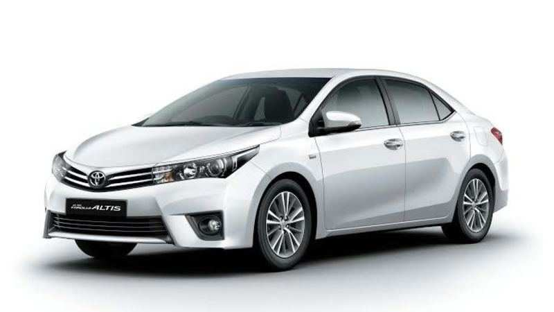 Toyota launches 11th generation Corolla Altis - The Economic Times