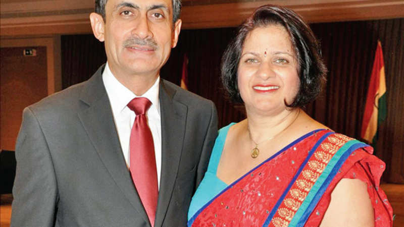 Indian High Commissioner to New Zealand Ravi Thapar recalled