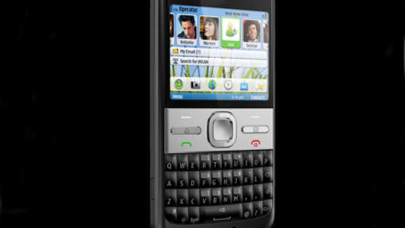 Nokia E5 launched in India - The Economic Times