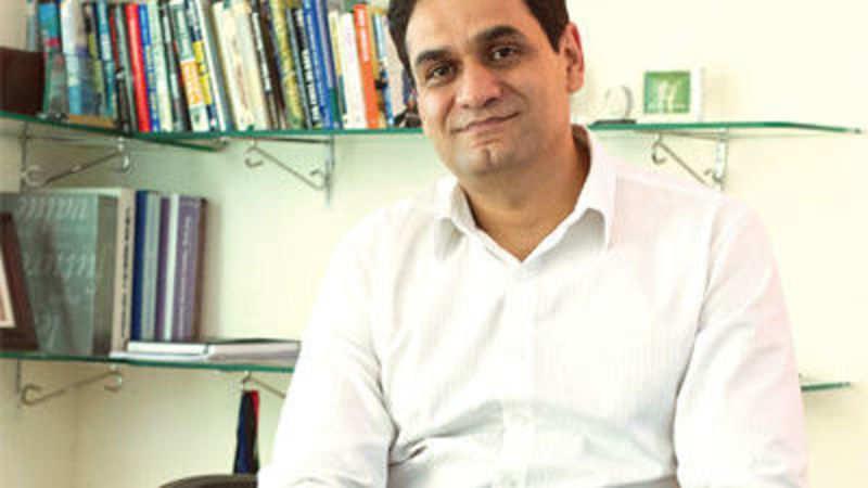Hitendra Chaturvedi's Rs 100 crore company GreenDust tapped