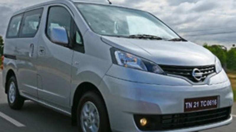 Nissan Evalia: First Drive - The Economic Times
