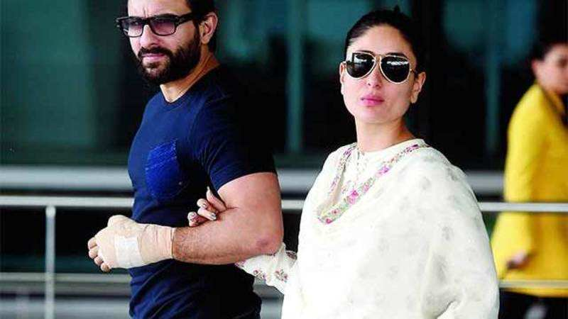 ab65c1e79b Kareena and Saif released a statement after the birth of their little  bundle of joy. MUMBAI: Bollywood's star couple Kareena Kapoor Khan and Saif  Ali ...