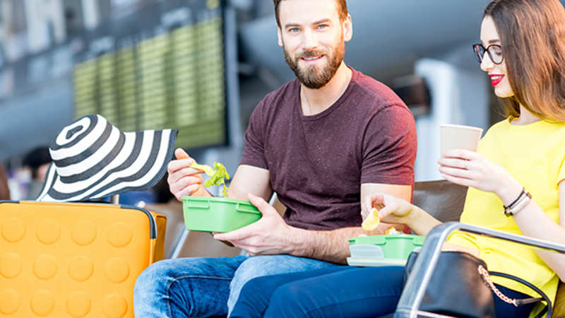 Ask the travel expert: Can you carry home-made food on an