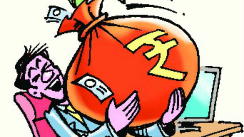 Average salaries at FMS pegged at Rs 20 5 lakh - The
