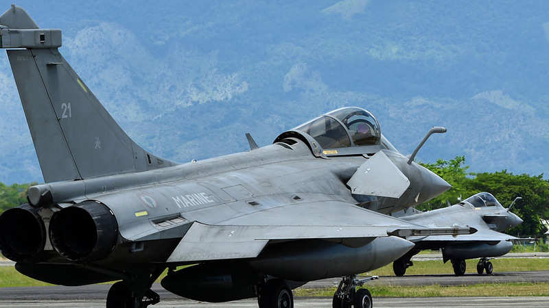 Rafale aircraft: IAF chief's squadron to be first Rafale combat