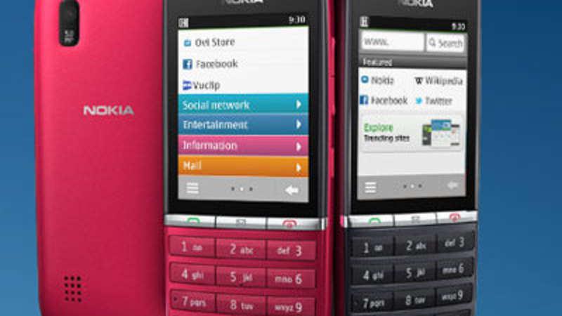 Nokia Asha 305 Dual Sim Specifications