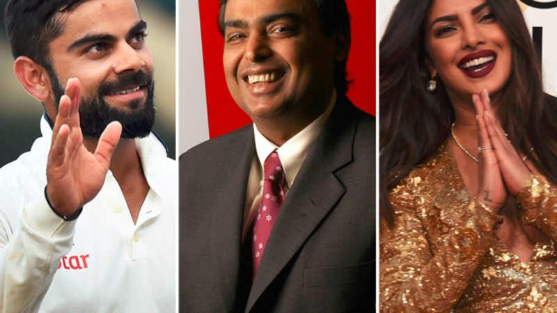 Priyanka Chopra: Jio, Virat Kohli & Priyanka Chopra: What