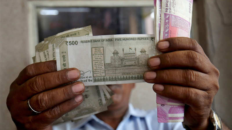 Rupee opens 15 paise down at 70.98 against dollar