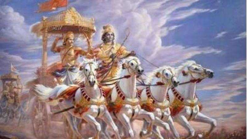 Bhagwad Gita is world literature, says Sadananad More - The