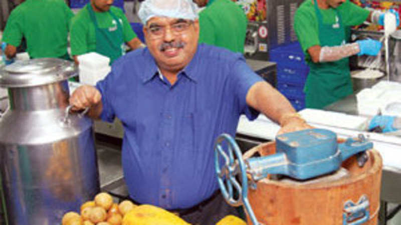 How Raghunandan Kamath Made Natural Ice Cream A 50 Crore