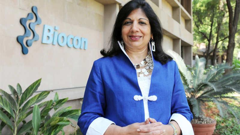 How Biocon's Kiran Mazumdar-Shaw battled cancer plaguing her