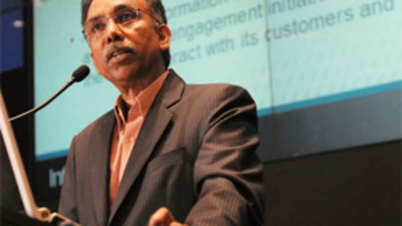 We have articulated strategy of building tomorrow's enterprise: SD