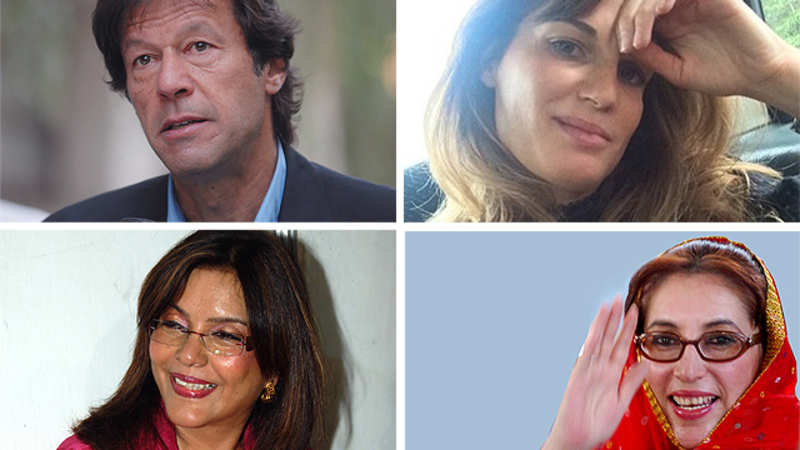 From Jemaima Khan to Zeenat Aman: Imran Khan's many love interests