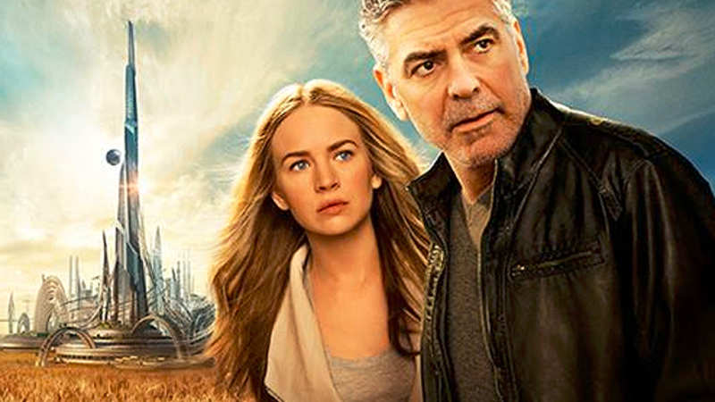 Tomorrowland Review The Movie Is A Visual Delight The