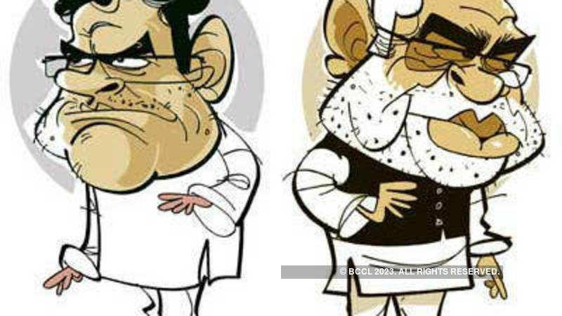 Verbal face-off between Rahul Gandhi and Narendra Modi gives