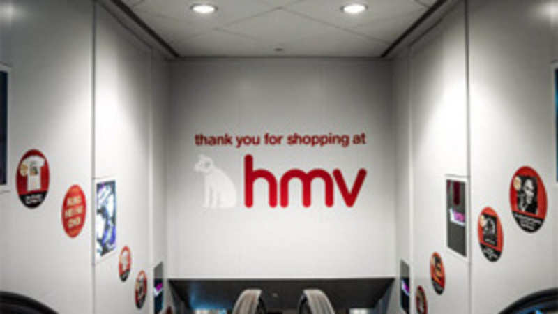 Nipper The Dog Most Valuable Asset Of Hmv The Economic Times