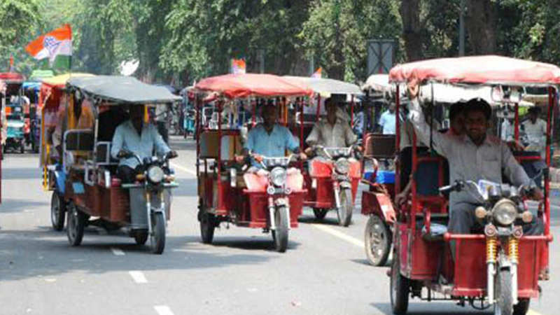 e-rickshaws: Centre to float bulk tenders for E-rickshaws - The
