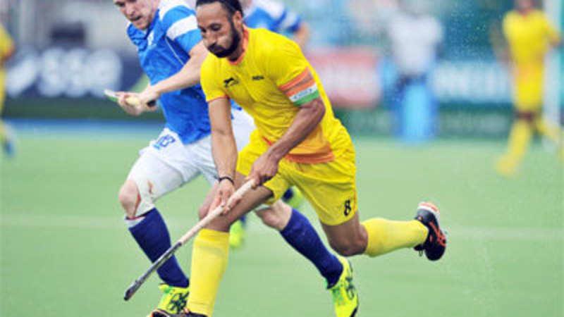 Hockey: Australia test awaits Sardar Singh's team in Commonwealth