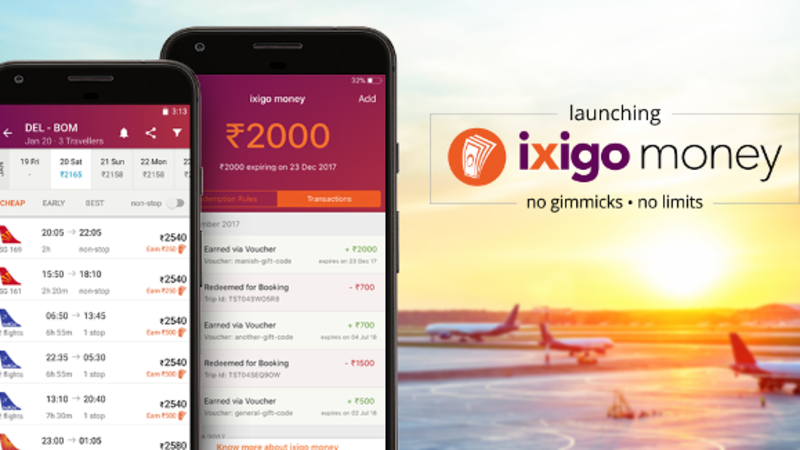 Travel marketplace ixigo launches travel currency - The
