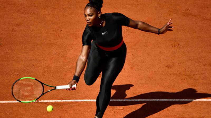 df7e0e39 Serena Williams: Who cares about controversy? Serena Williams will ...