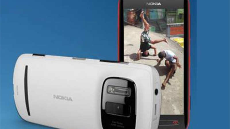 Nokia chooses India to launch 41 MP sensor camera equipped