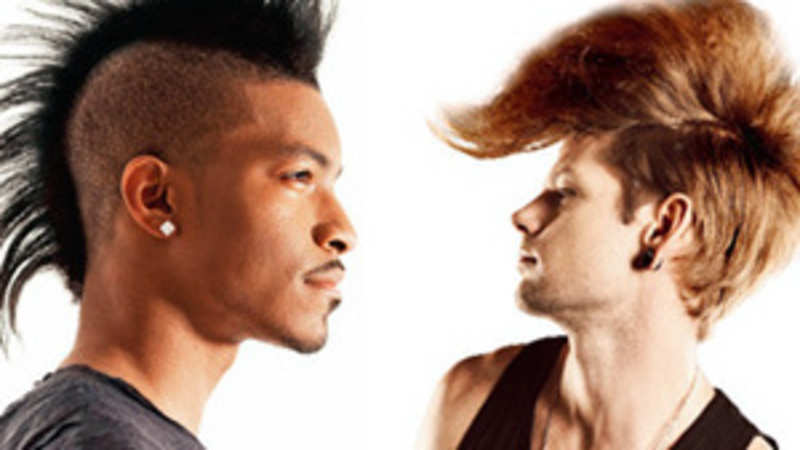 Cocktail conversations: Mohawk versus Fohawk - The Economic Times