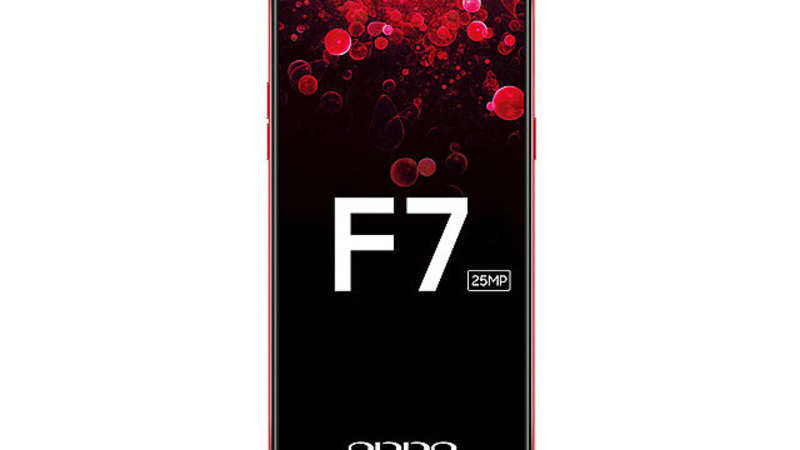 Exclusive: New Oppo F7 leaked, smartphone to have iPhone X-style