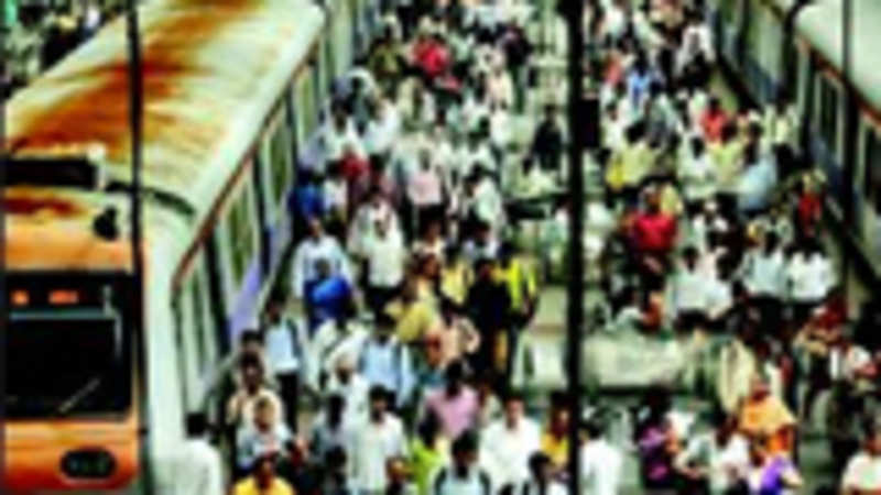 Mumbai population growth slowest in almost a century - The