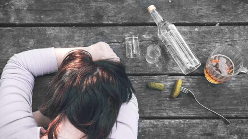 Want to reverse binge drinking effects? Try this anti-anxiety drug