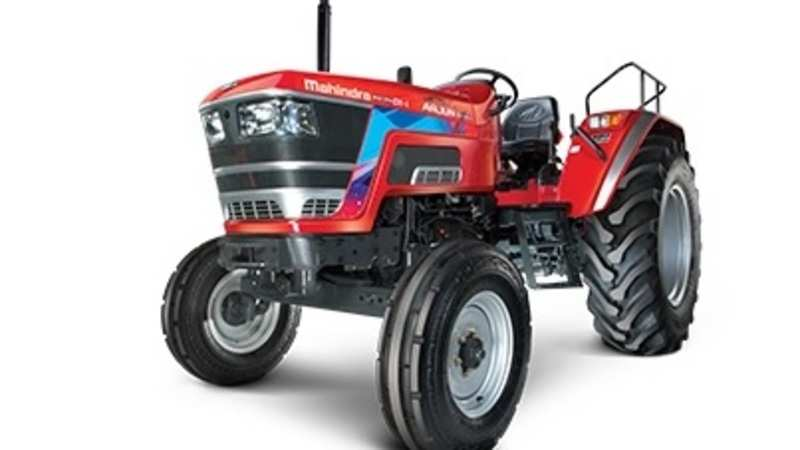 M&M launches new generation tractor 'Arjun Novo' for Rs 7 lakh - The