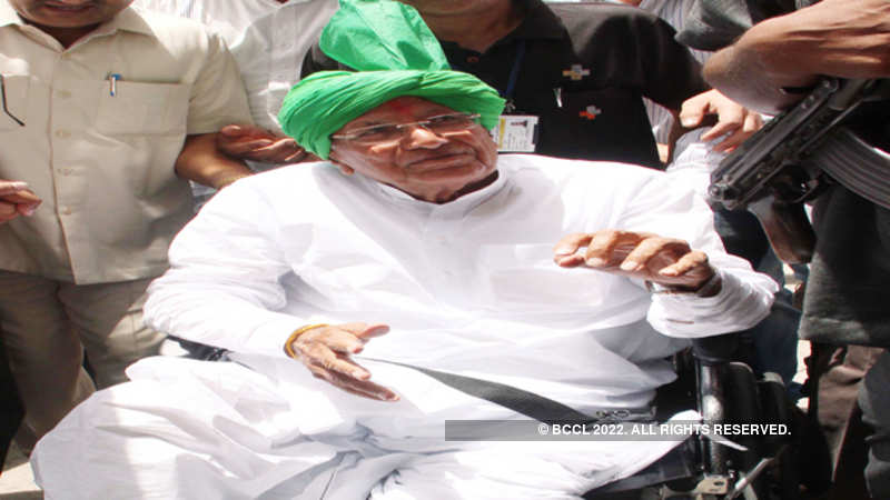 educational qualification: Did Chautala pass class XII exam